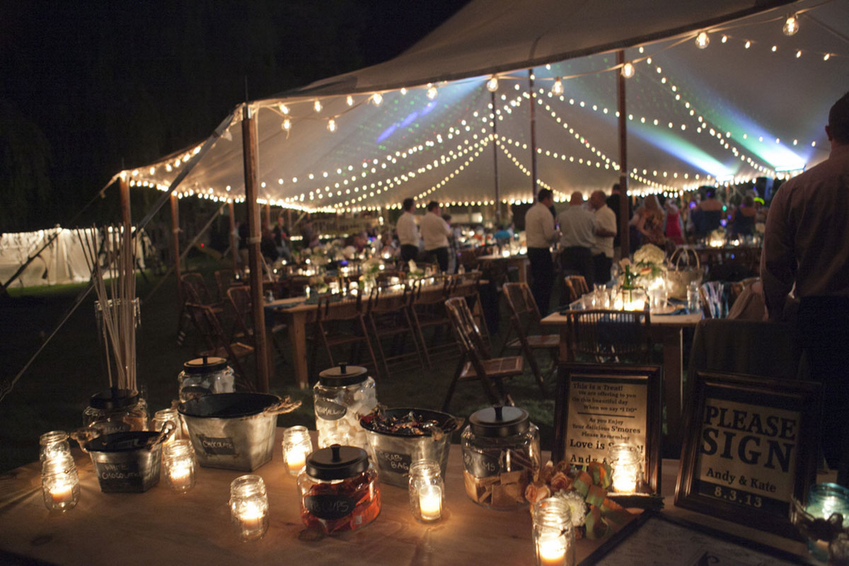 Stunning Sailcloth Tent Weddings Mccarthy Tents Amp Events