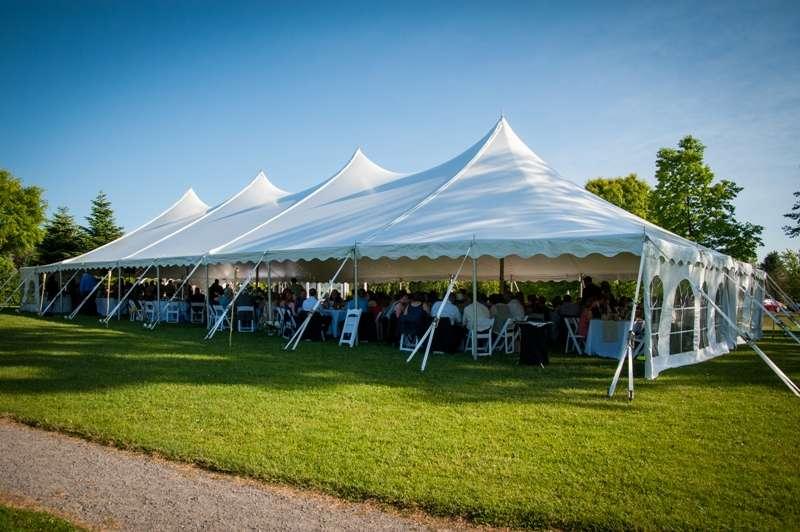 40 x 100 Pole Tent & Pole Tents - McCarthy Tents u0026 Events | Party and Tent Rentals ...