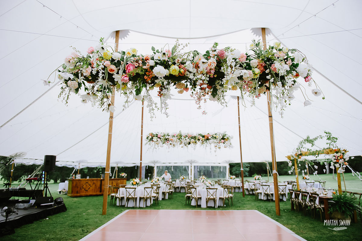 Staging and Dance Floors Rentals - McCarthy Tents & Events | Party ...