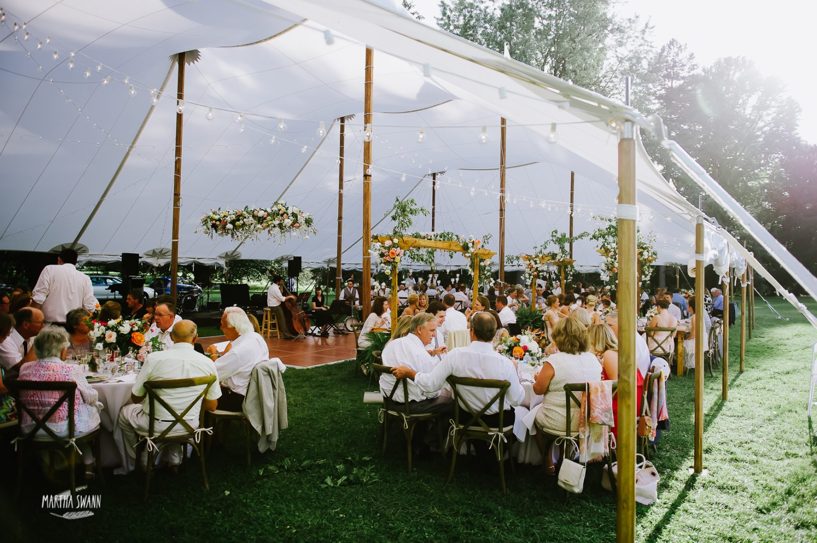 Sail Cloth Tents Rentals Mccarthy Tents Amp Events Party