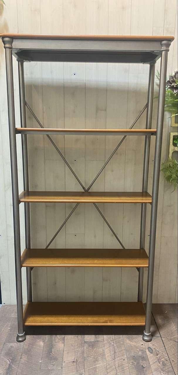 5-Tier Wooden Shelf Rental in Rochester, NY