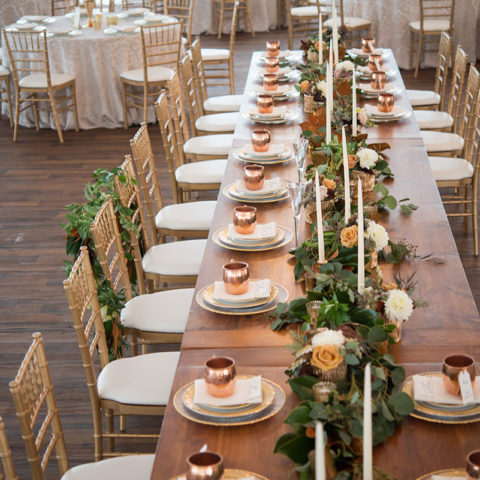 Farm Table Rental in Rochester, NY