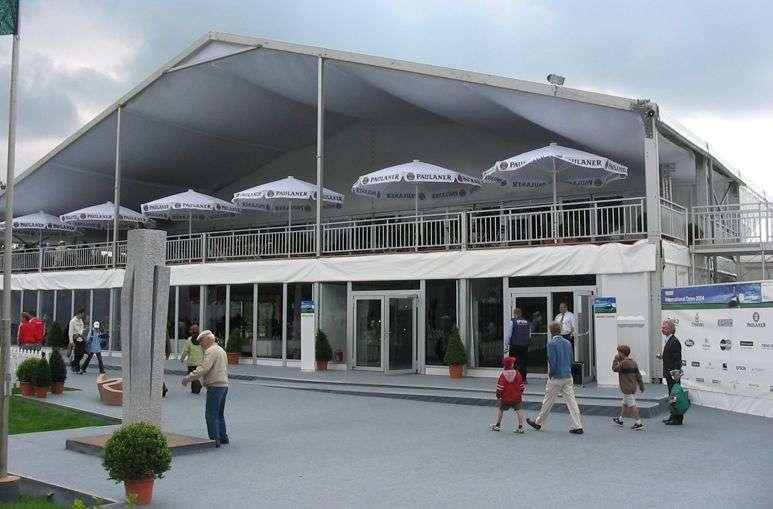Double Decker Tents