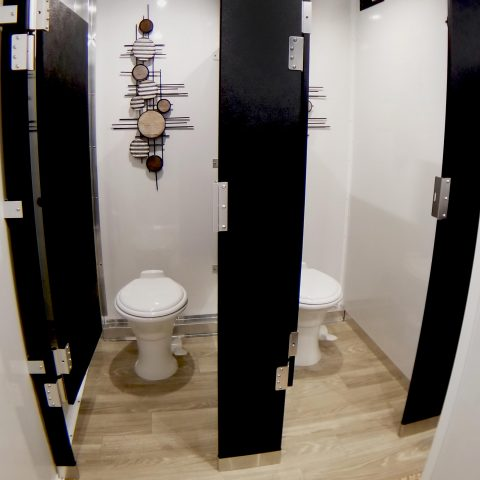 Luxury Mobile Restroom Trailer Rental in Rochester, NY
