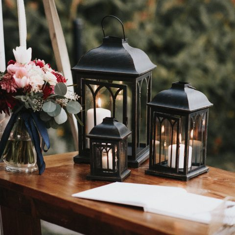 Multi-sized Lanterns Rental in Rochester, NY