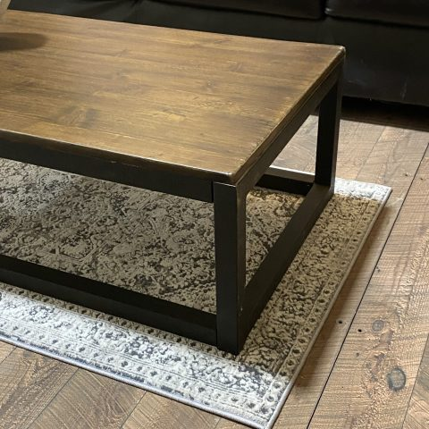 Rustic Coffee Table Rental in Rochester, NY