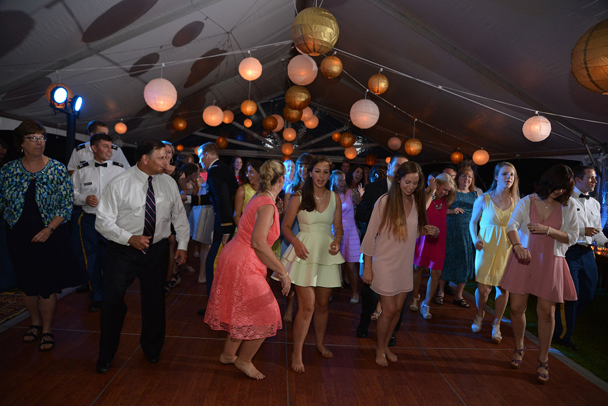 Staging And Dance Floors Rentals Mccarthy Tents Amp Events