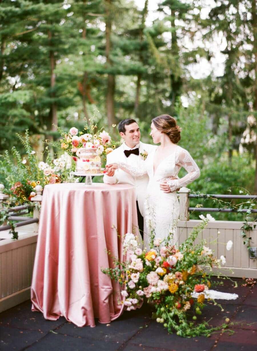 Spring Wedding in Rochester, NY