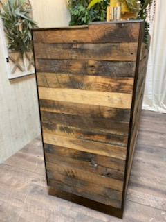 6′ Settlers Plank Bar Rental in Rochester, NY