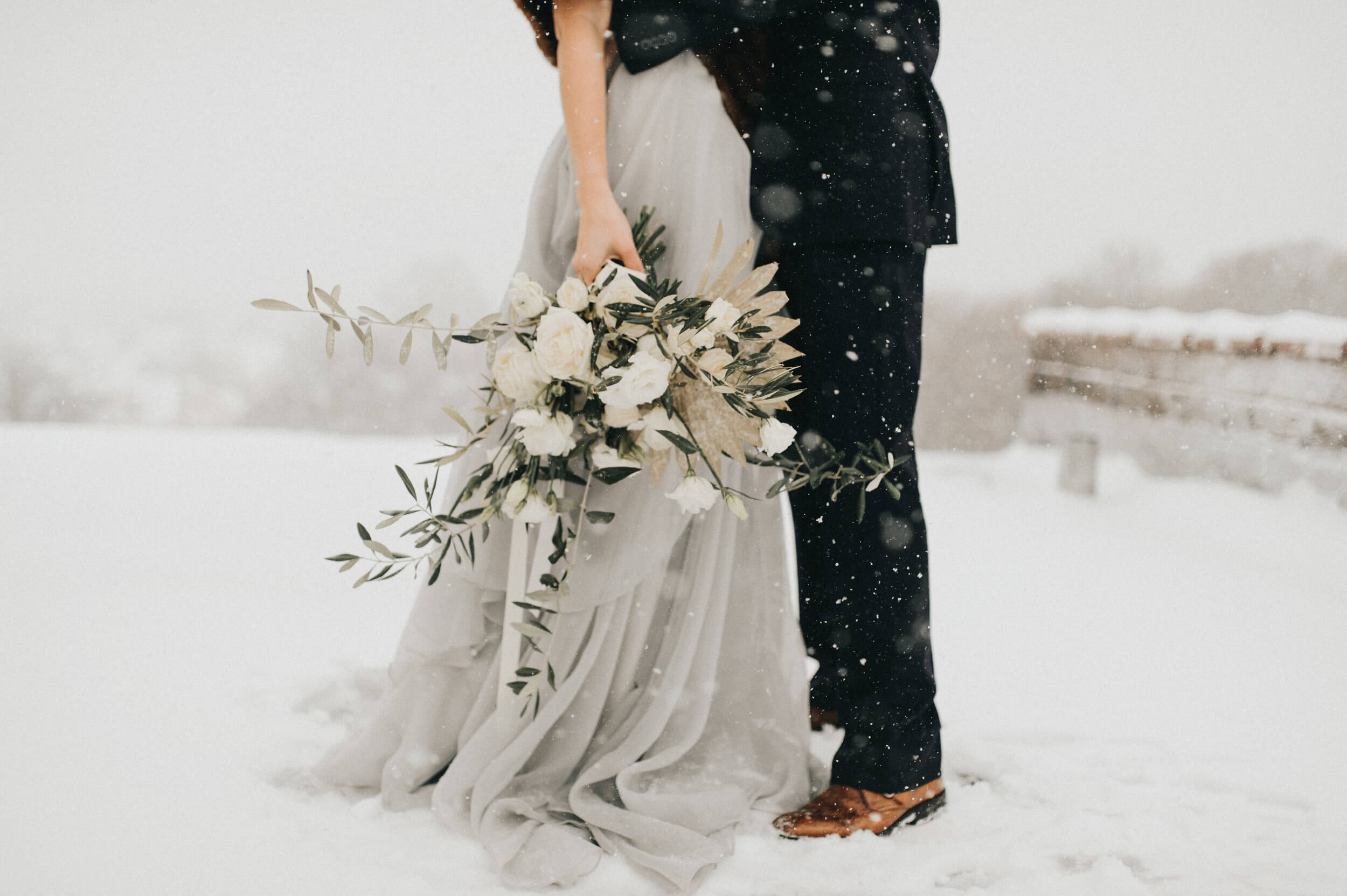 Winter Wedding in Rochester, NY