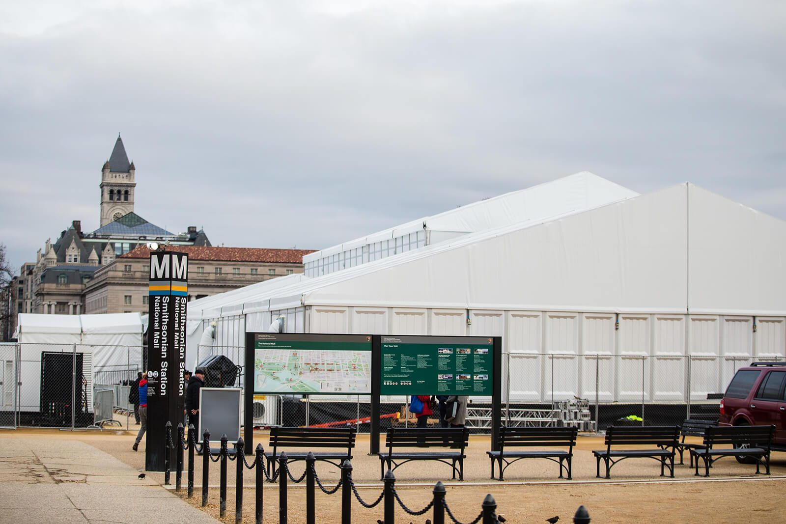 Rentals from this Photo Gallery. Double Decker Tents ... & 2017 Presidential Inauguration - McCarthy Tents u0026 Events | Party ...