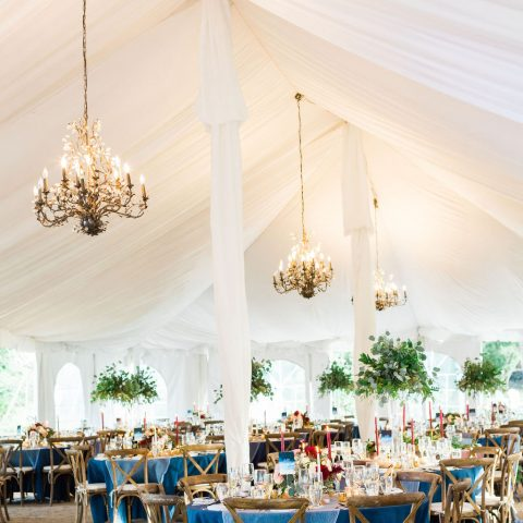 Center Pole Covers Rental in Rochester, NY
