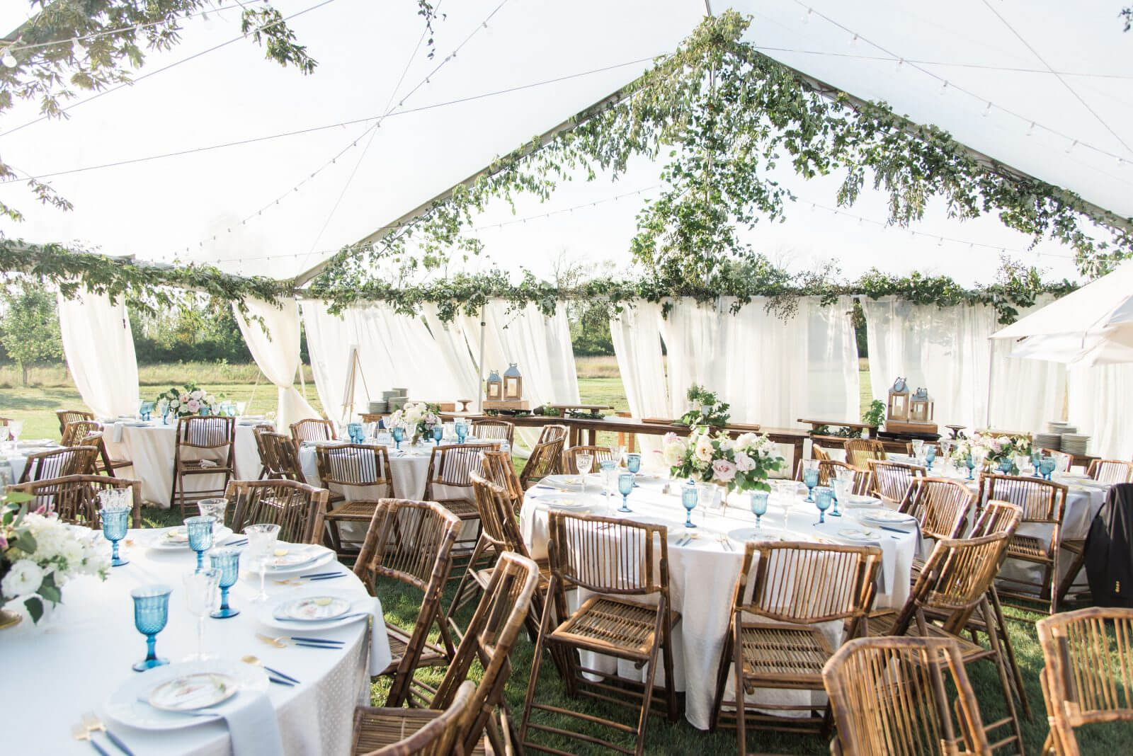 Outdoor Wedding in the Finger Lakes
