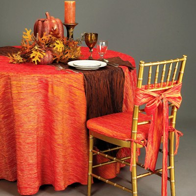 Linens and table covers mccarthy tents events party for Table linen color combinations