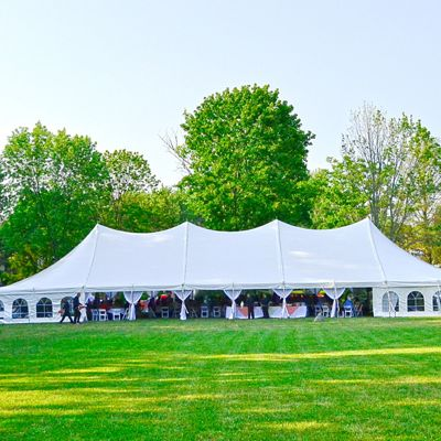 Tent Side Pole Drapes Rental Rochester Ny Buffalo Ny