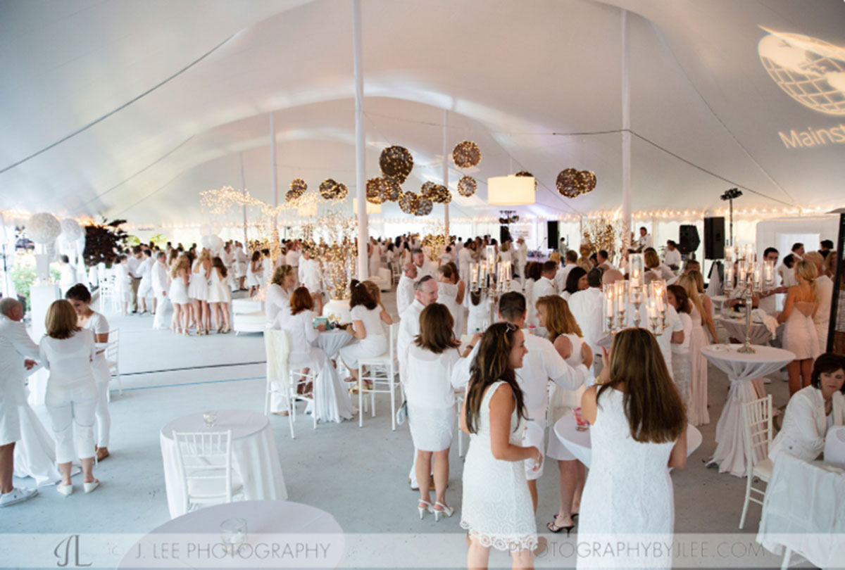 The White Party Mccarthy Tents Amp Events Party And Tent